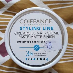 Styling Line cire argile mat crème protéines de soie - 3/6 fixation souple