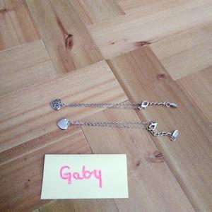 Lot de 2 bracelets