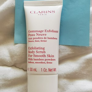 Gommage exfoliant peau neuve