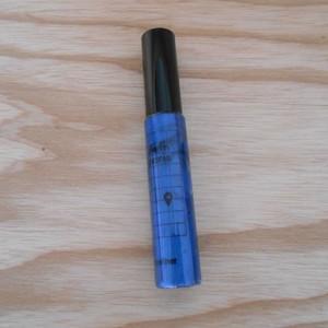 Eyeliner bleu électrique