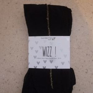 "Collants ""Wizz"""