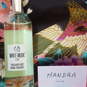 White Musk L'eau Brume parfumée