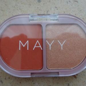 Duo blush & highlighter - MAYY