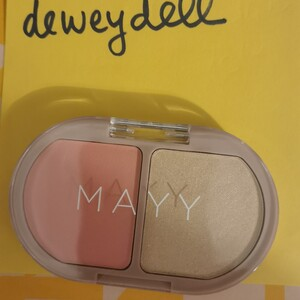 Palette duo Blush highlighter