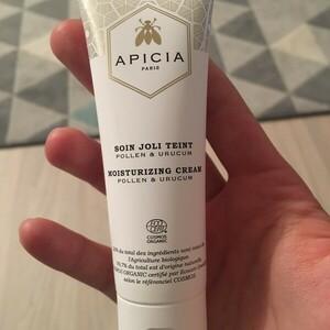 Crème visage Soin joli teint Apicia