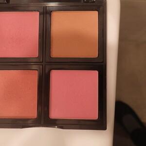 Palette 4 blushs