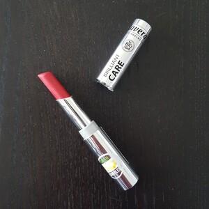 Rouge à lèvres Lavera Brilliant Care 07 Red Cherry