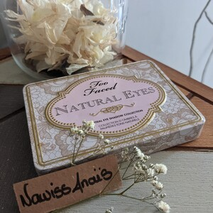 Palette Natural eyes Too Faced