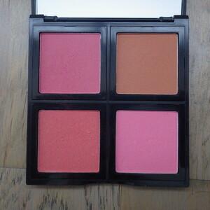 Palette blush avec miroir