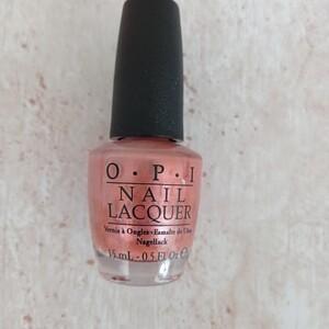 """Vernis """"OPI"""" Champagne rosé"""