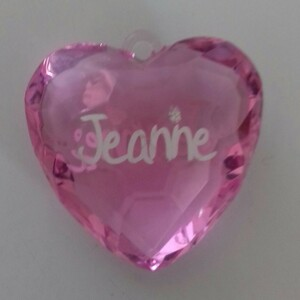 "Pendentif : ""Jeanine"""