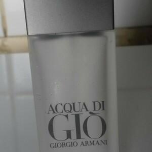 """Vaporisateur vide : """"Aqua di Gio"""""""