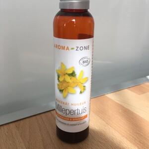 Huile millepertuis aroma zone