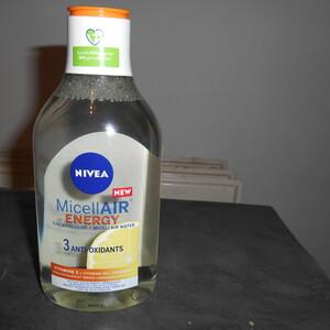 eau micellaire Energy