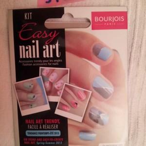 Kit easy nail art