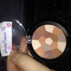 blush et bronzer