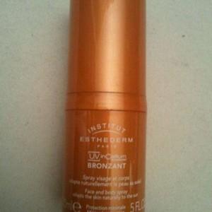 UV Bronzant visage et corps
