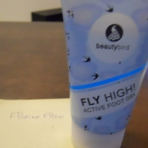 Fly High! Active Foot Gel