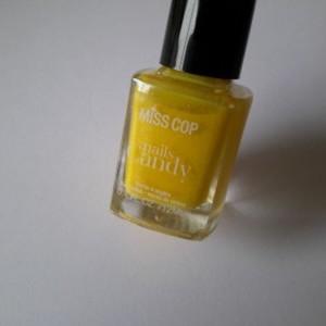 Vernis mitrale citron n°01