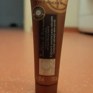 Exfoliant oriental peau veloutée