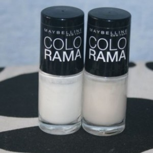 Duo vernis french manucure Colorama
