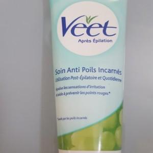 soins anti poils incarnés