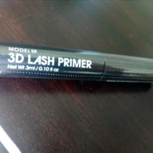 Mascara 3D lash primer