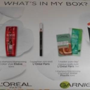 pochette cadeau différents produits