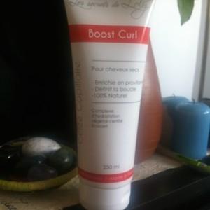 Curl Boost
