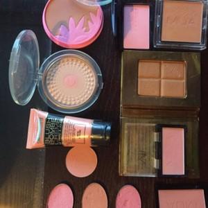 12 blush et bronzer