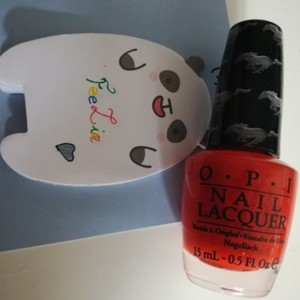 """Vernis """"Race red"""""""