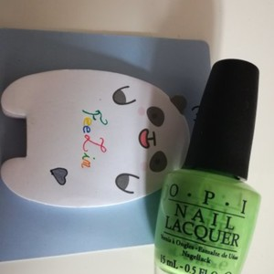 """Vernis """"You are so outta lime"""""""