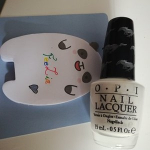 "Vernis ""Angel with a leadfoot"""