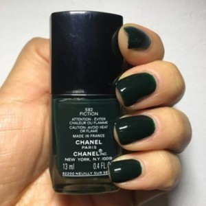 vernis chanel fiction 582
