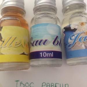 Huiles parfumées