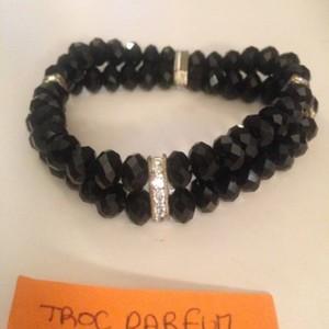 Bracelet de perles scintillantes