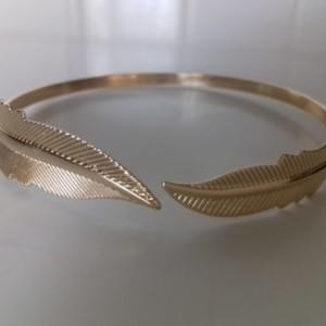 Mini bracelet doré