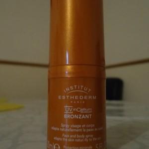 spray visage et corps