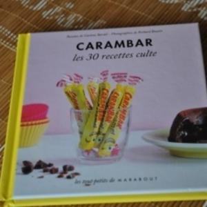 livre recette carambar