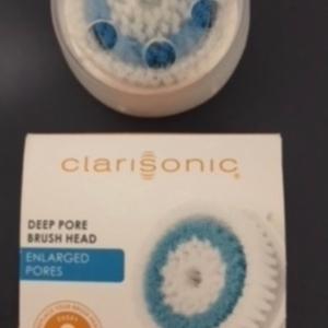 embout clarisonic pore dilatés