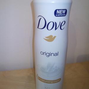déodorant dove original