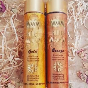 huile waaw gold
