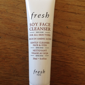 Fresh: Soy face cleanser