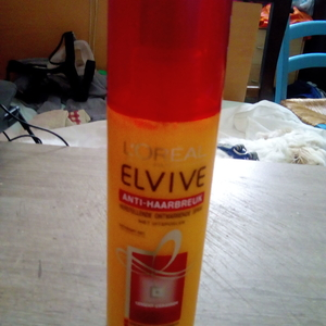 spray démêlant d'Elvive