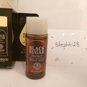 Black sugar Skinfood