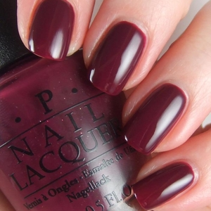 OPI In The Cable Car Pool Lane
