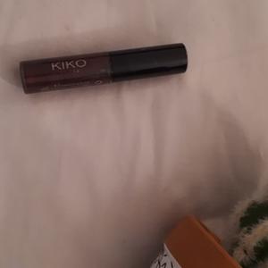 Metallic lip colour kiko