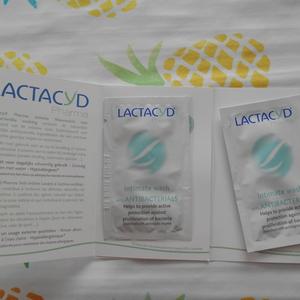échantillons Lactacyd Pharma