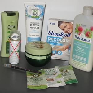 Shampoing cheveux hydratés