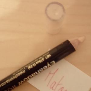 crayon à paupières doré